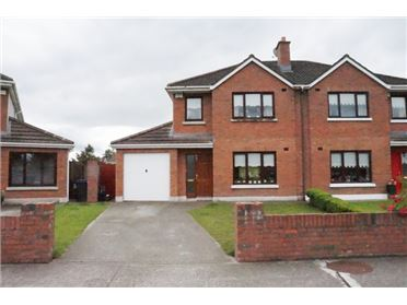 Main image of 15 The Avenue, Liffey Hall, Newbridge, Kildare