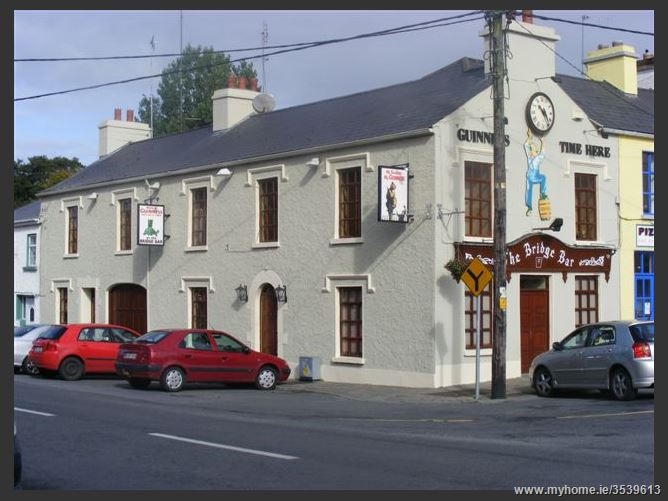 The Bridge Bar, Mount Bellew, Galway