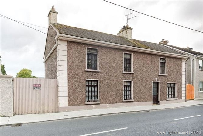 Photo of Carrick Street, Mullinahone, Co. Tipperary, E41 X093