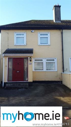 Captains Ave, Crumlin, Dublin 12