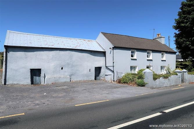 House and Lands, Ross West, Castlebar, Mayo