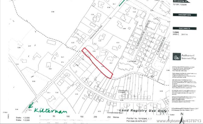 Main image for Tandesann, Glenamuck Road, Carrickmines, Dublin 18
