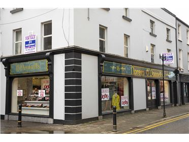 16 and 17 Quay Street, New Ross, Wexford