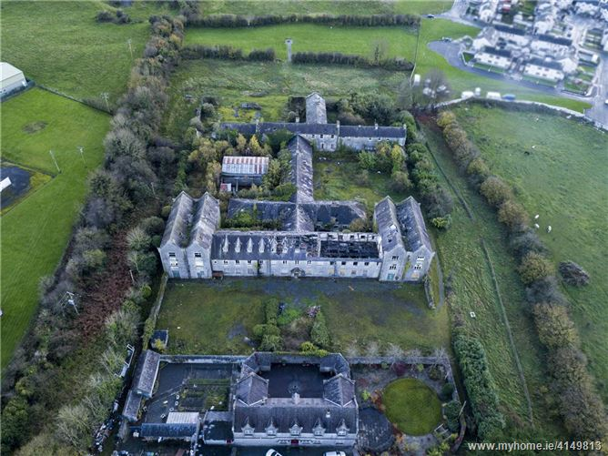 Work House, Syngefield, Birr, Co Offaly