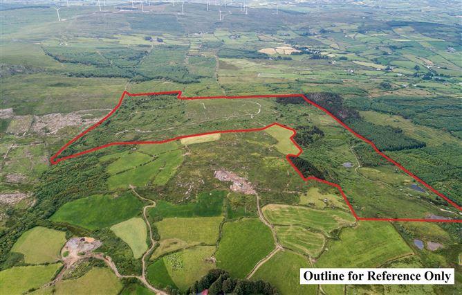 Main image for c. 74 Acres at Mount Kid, Coolboy, Caheragh, Skibbereen, Cork