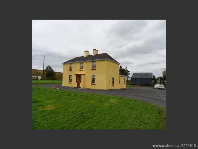 Derrinsallagh,Borris -in -Ossary, Co. Laois
