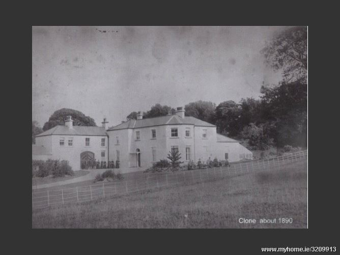 Clone House, Aughrim, Co. Wicklow
