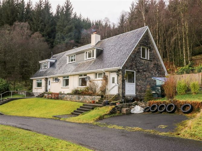 Main image for Glenfinglas Dam Cottage,Callander, Argyll and the Isles, Scotland