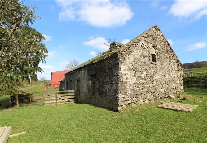 Main image for Derelict Cottage on C 1.4 Acres, Kilbaylet, Donard, Wicklow,