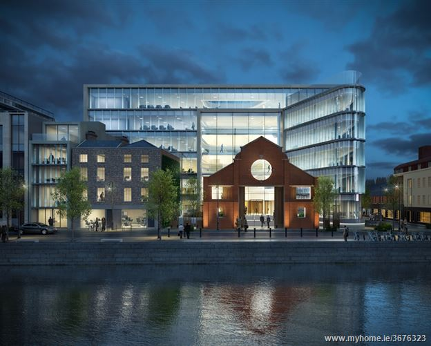 1SJRQ - Sir John Rogerson's Quay, South City Centre, Dublin 2