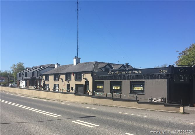 Main image for Toss Byrnes Licensed Premises, Inch, Wexford