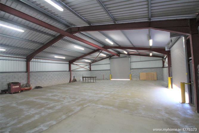 Industrial Unit, Killowen, Portlaw, Co. Waterford