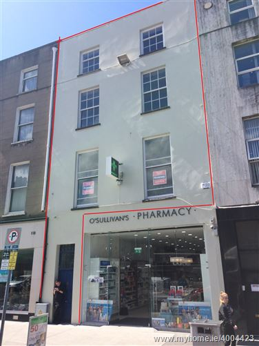 114 O'Connell Street (1st /2nd/3rd floors), Limerick City