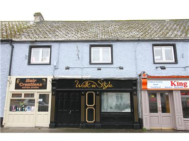 Main image of Former Walk in Style Shop, River Street, Clara, Co Offaly, Co. Offaly