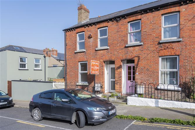 Main image for 4 GLENDALOUGH ROAD, Drumcondra, Dublin 9