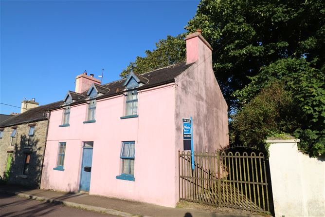 Main image for The Pink House, Staball Hill, Ballydehob,   West Cork