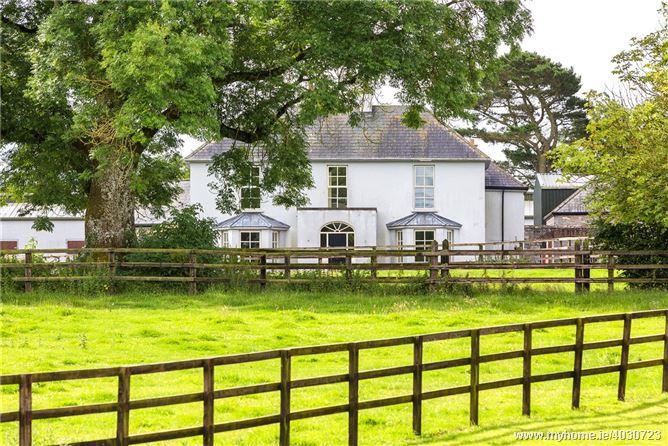Kylebeag House On 57 Acres, Pike Of, Pike Of Rushall, Portlaoise, Co. Laois