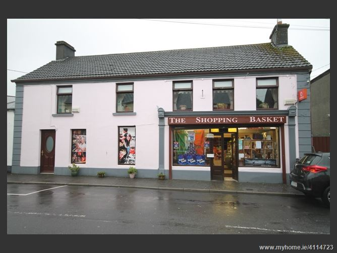 The Shopping Basket, Athenry, Galway