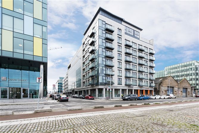 Apartment 16, Block D Butlers Court, Dublin 2, Grand Canal Dk, Dublin 2