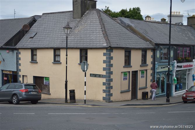 Churchlane/The Octogan, Westport, Mayo