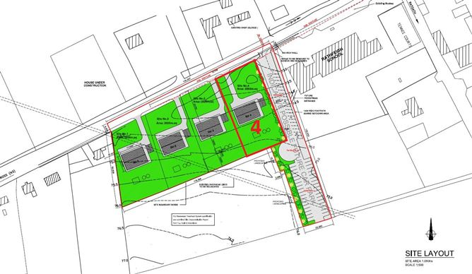 Main image for Site No.4 with Outline Planning At Edoxtown, Rathfeigh, Tara, Meath