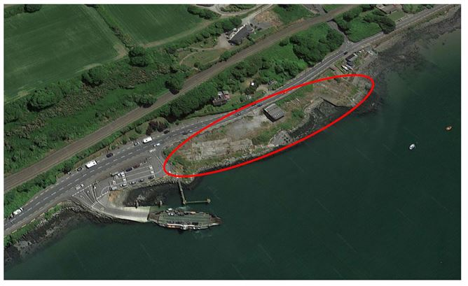 Main image for Substantial Yard & Building, Carrigaloe, Cobh, Cork