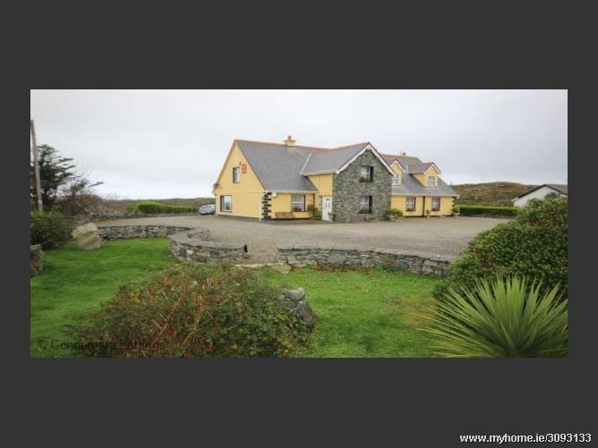 Murlach Lodge, Ballyconneely,Ballyconneely, Connemara, Co Galway, Ireland