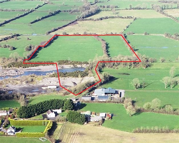 24 Acres at Muiniagh, Ballycowan, Tullamore, Offaly