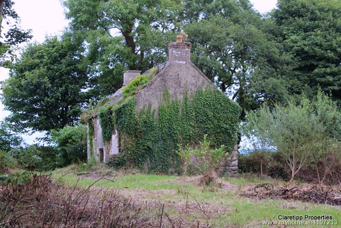 Derelict Property on c.0.5 acre at Rahenamore,, Killaloe, Clare