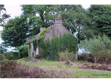 Photo of Derelict Property on c.0.5 acre at Rahenamore,, Killaloe, Clare