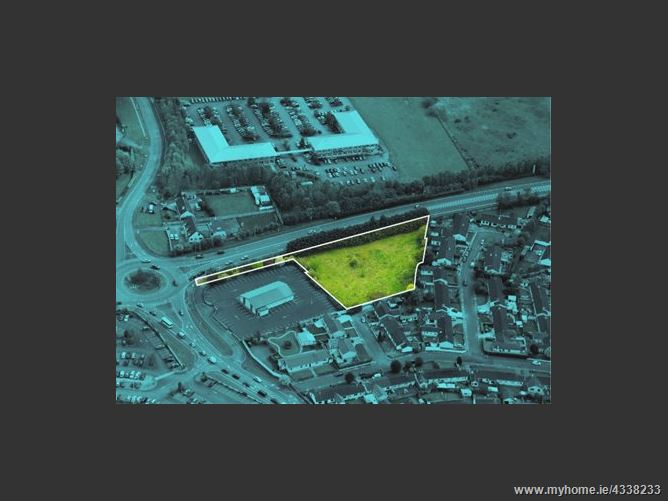 Main image for Approx. 1.23 Acres at Bohernatounish Road, Kilkenny City, Co Kilkenny