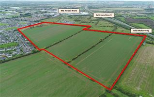 c.54 Acre Development Site, Rathmullan / Donore Road, Drogheda, Louth