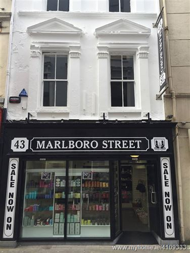 43 Marlboro Street, Cork City, Cork