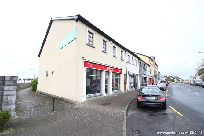 Photo of Former Cafe, An Sean Bhaile, Bellaghy, Charlestown, Co. Mayo