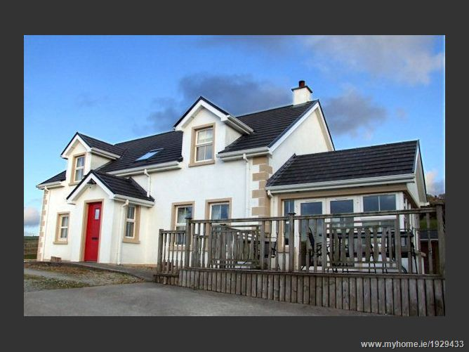 Main image for Aghalatty Cottage - Carrigart, Donegal