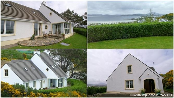 The New House - Downings, Donegal