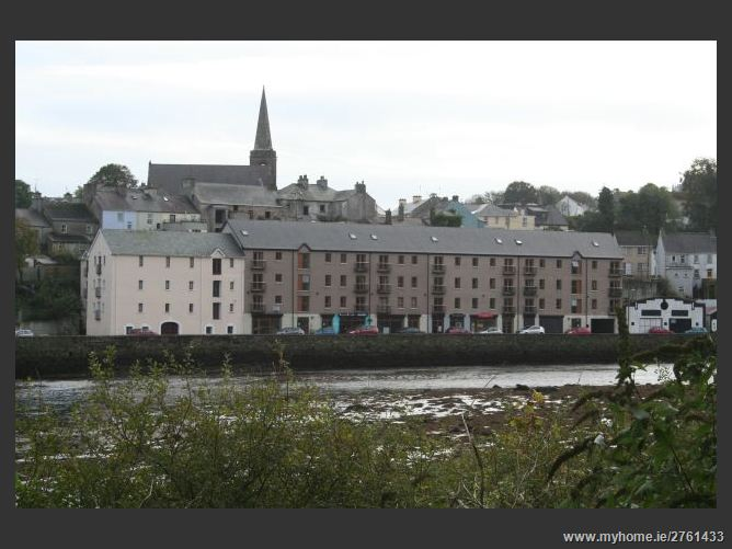 21 Quayside Apartments, Ramelton, Donegal