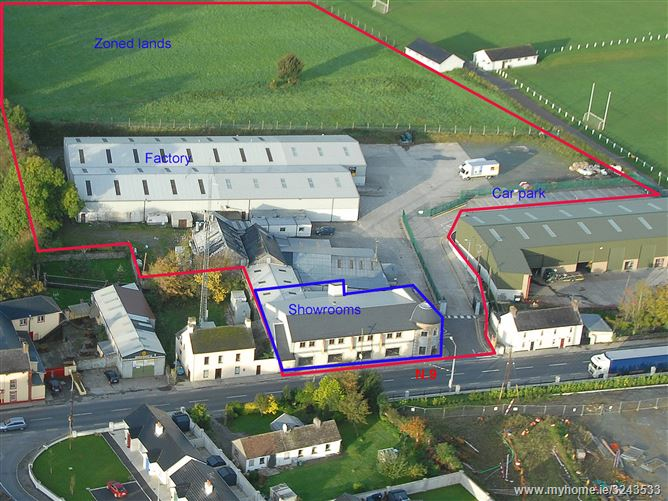 Motorway Warehouse Park, Ballyhale, Kilkenny