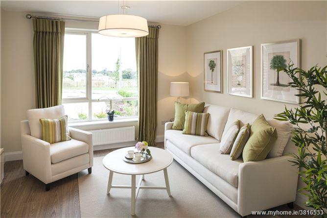 Three Bed Homes, Belarmine Woods, Stepaside, Dublin 18