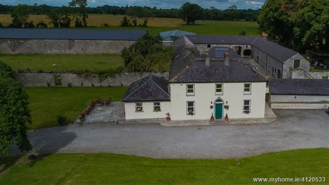 Brookville House, Highfield, Carbury, Kildare