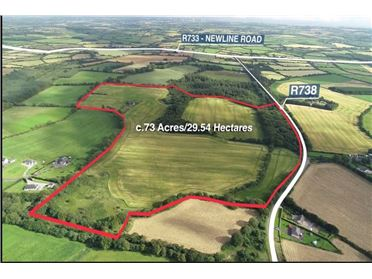 Image for c. 73 Acres / 29.5 Ha, Harperstown, Taghmon, Wexford