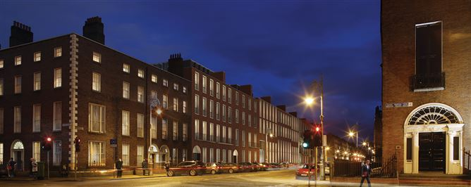 Main image for Townhouses at Merrion Square, Merrion Square, Dublin 2