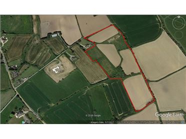 Main image of c.12 Acres / 4.86 Hectares at Darcystown, Balrothery, County Dublin