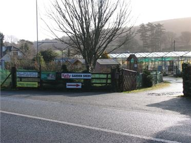 Main image of Yard Space At Glenealy Garden Centre, Glenealy, Wicklow
