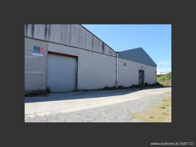 Warehouses at The Murrough, Wicklow, Wicklow