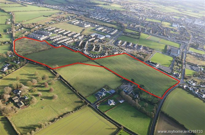 FPP for 361 Houses at Rickardstown