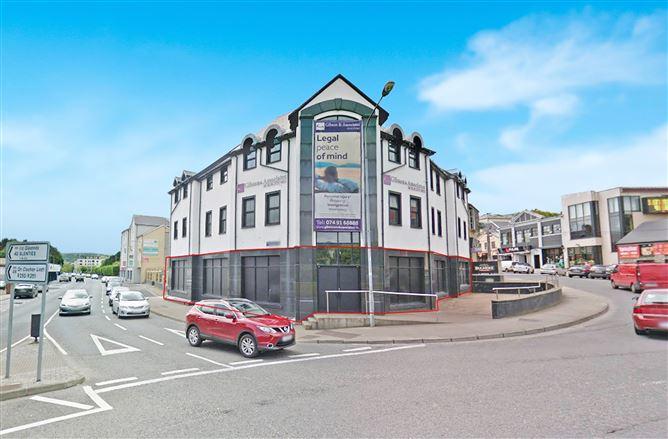 Main image for LK House , Letterkenny, Donegal