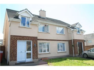 71 Riasc na Ri, Old Rahoon Road, Rahoon,   Galway City