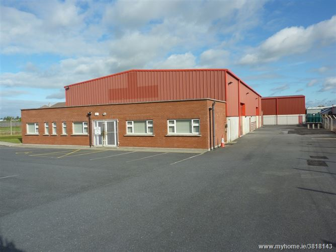 Office/Warehouse Unit, Tullow Industrial Estate, Tullow, Carlow