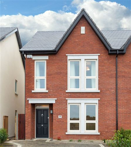 Main image for Type C2 (End of Terrace Borough), Brookfield, Back Road, Malahide, Co. Dublin, Malahide, County Dublin